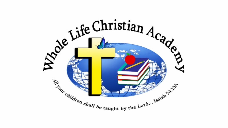 Whole Life Christian Academy School Logo